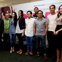 Preskon Film 3 Dara (Wimbarsana/bintang.com)