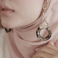 Anting untuk Hijabers. (Foto: Dok. instagram)