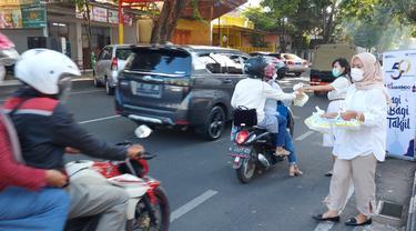 Askrindo berbagi berkah Ramadhan di berbagai wilayah provinsi di Indonesia.
