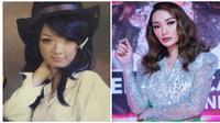 Foto Jadul Zaskia Gotik, Cantik Sejak Muda dan Bikin Pangling (sumber:Instagram/zaskia_gotix)