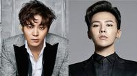Joo Won dan G-Dragon