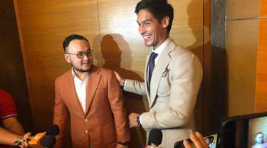 Richard Kyle dan Samuel Wongso