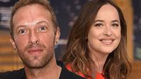 Dakota Johnson dan Chris Martin (Dailymirror)