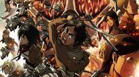 Versi layar lebar anime Shingeki no Kyojin atau yang dikenal dengan Attack on Titan, baru saja menampilkan trailer perdana melalui YouTube.