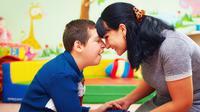 Pesta Olahraga Atlet Disabilitas menjadi momen edukatif bagi orangtua untuk mendidik anak-anak tentang banyak hal.