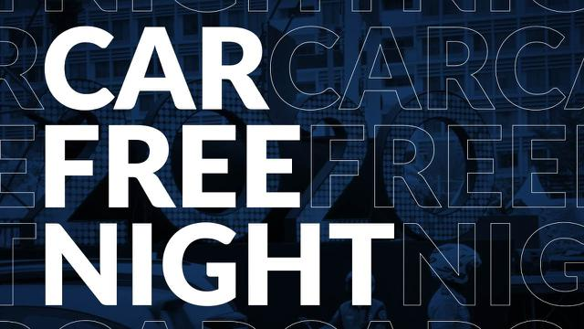TV Car Free Night