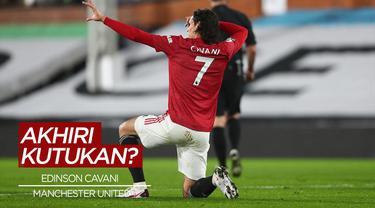 Berita Video Edinson Cavani, Pemain yang Akhiri Kutukan Nomor Punggung 7 di Manchester United?