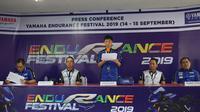 Yamaha kembali menggelar Yamaha Endurance Festival yang di tahun kedua akan berlangsung dua jam (dok: Yamaha)
