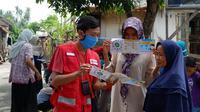 Bantuan PMI untuk Lombok. dok. PMI