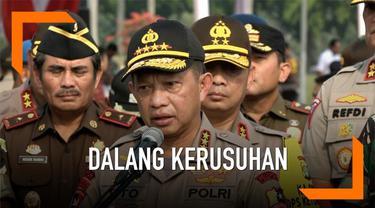 Pada saat menghadiri apel pengamanan sidang sengketa Pilpres 2019. Kapolri Jendral Po. Tito Karnavian mengatakan Polri tidak menyebut Kivlan Zein dalang kericuhan 21-22 Mei.