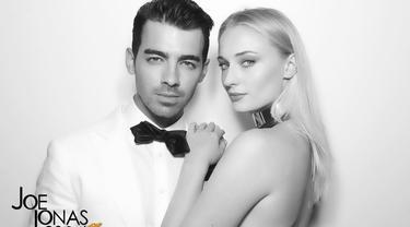 Joe Jonas dan Sophie Turner (Instagram/ joejonas)