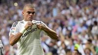 Bek Real Madrid Pepe (JAVIER SORIANO / AFP)