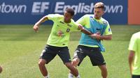 Neymar (AFP/Nelson Almeida)