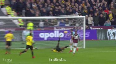 West Ham kembali ke trek kemenangan setelah mengatasi Watford 2-0, Sabtu (10/2) dalam lanjutan Liga Inggris. The Hammers sebelumny...