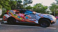 Mitsubishi Pajero Sport Bawa 'Misi Khusus' Dukung Era New Normal (Ist)