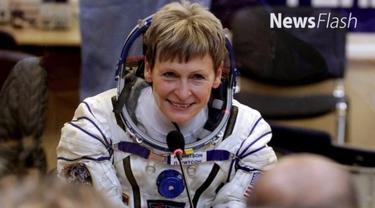 Astronaut itu tiba di ISS sejak November 2016 lalu. Ia dijadwalkan untuk mendiami ISS hingga bulan Juni 2017.
