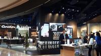 Samsung Galaxy International Experience Store terbesar se-Asia Tenggara di Lotte Shopping Avenue, Jakarta. Liputan6.com/Agustinus Mario Damar