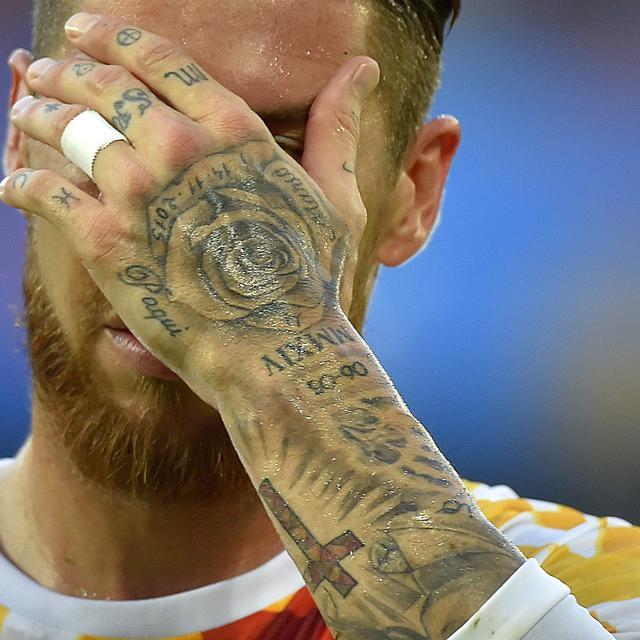 5 Pemain Bola Dengan Tato Terburuk Salah Satunya Bek Real Madrid Bola Liputan6 Com