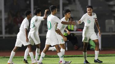 Timnas Indonesia U-16 Vs Filipina