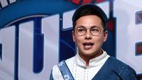 """""""Pas ditawarkan ini juga nggak percaya. 'Ini benar tawaran datang ke saya?' Karena ada beberapa orang yang melewati proses audisi, dan mereka presenter-presenter terbaik,"""" kata Andhika Pratama.  (Deki Prayoga/Bintang.com)"""