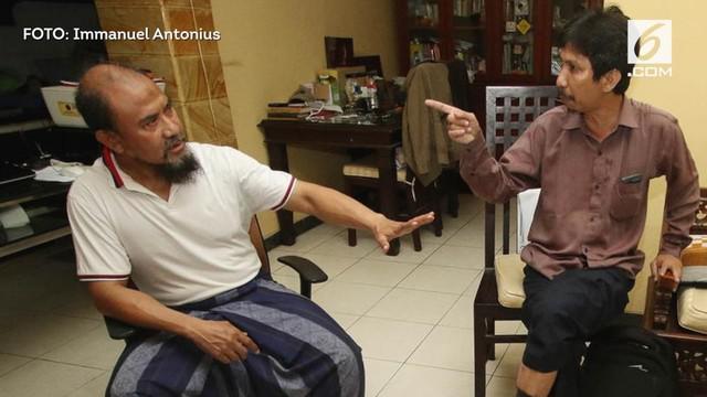 Pemilik biro Umrah di Jakarta Timur didatangi oleh para calon jemaahnya karena janji diberangkatkan ke tanah suci tidak terealisasi hingga s