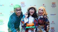 Indonesia Kids Choice Awards 2017 (Nurwahyunan/bintang.com)