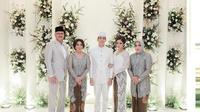 Potret Pernikahan Talita Bachtiar Adik Ipar Tasya Kamila. (Sumber: Instagram @talitawb)