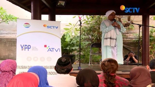 Yayasan Pundi Amal Peduli Kasih (YPP) gelar buka puasa bersama dan tausiyah agama di lingkungan kampus ATVI, yang dihadiri oleh warga sekitar.