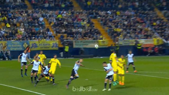 Villarreal memantapkan posisi di zona Liga Europa seusai mengandaskan Valencia 1-0, Sabtu (5/5). Valencia melakoni laga ini setela...