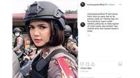 Bripda Vani Simbolon (Sumber: Instagram/hotmanparisofficial)