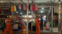 Dihentikannya untuk sementara waktu aktivitas di Pasar Melati, Jalan Flamboyan, berdasarkan imbauan dari Pemerintah Kota (Pemko) Medan.