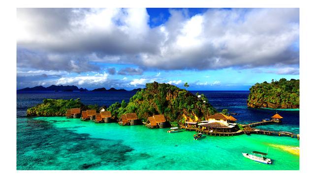 10 Tempat Wisata Indonesia Yang Wajib Dikunjungi Lifestyle