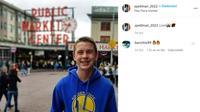 Matt Spellman, remaja dengan cerebral palsy. Foto: dok. instagram @spellman_2022