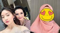 6 Potret Nunu Datau Tampil Berhijab, Pemeran Tante Tiara di Anak Band (sumber: Instagram.com/nunudatau)