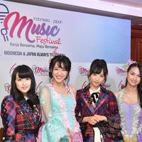 JAK-Japan Matsuri diramaikan kolaborasi menarik AKB48 dan JKT48. (Dok JKT48)