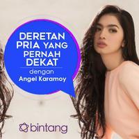 Deretan Pria yang Pernah Dekat dengan Angel Karamoy. (Desain: Nurman Abdul Hakim/Bintang.com)