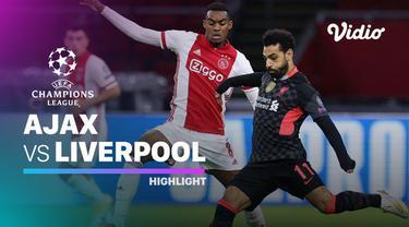 Berita Video Liverpool menang atas Ajax Amsterdam 1-0 di matchday pertama Liga Champions