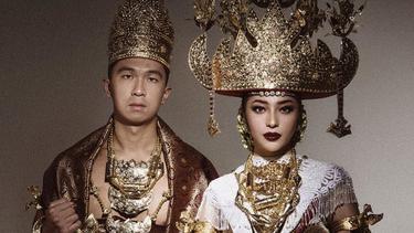 [Fimela] Foto Prewedding Terbaru Nikita Willy dan Indra Priawan
