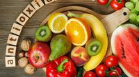 Makanan mengandung antioksidan. (Foto: Shutterstock.com By Evan Lorne)