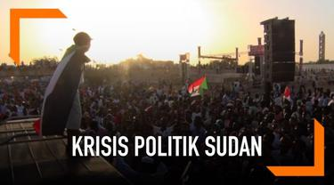 Peralihan kekuasaan di Sudan masih menemui jalan buntu. Kini ribuan demonstran menggeruduk markas militer Sudan.