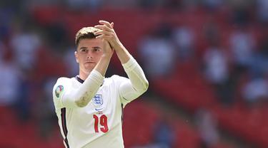 Mason Mount - Inggris - Euro 2020