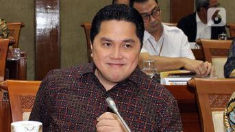 Erick Thohir Miris, Indonesia Negara Agraris Tetapi Selalu Impor Pangan