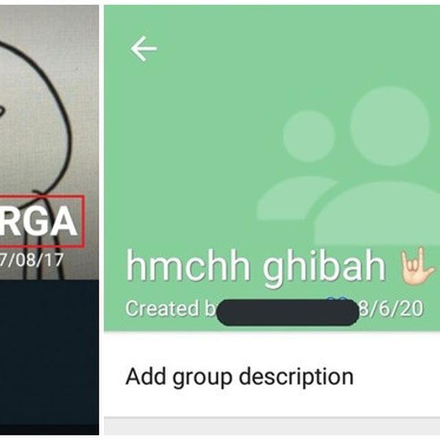 Kocak Ini 7 Nama Grup Chat Whatsapp Yang Bikin Geleng Kepala Hot Liputan6 Com