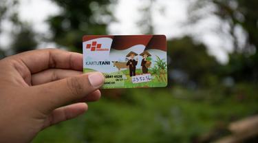 KementanSosialisasi PenggunaanKartu Tani untuk Tebus Pupuk Subsidi
