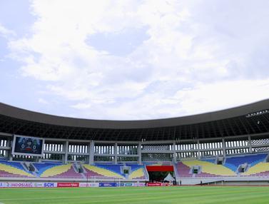 FOTO: Megahnya Stadion Manahan Solo, Venue Piala Dunia yang Dipakai untuk Piala Menpora 2021