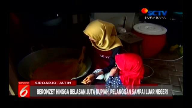 Siti Harnanik mengolah aneka rimpang seperti jahe, temulawak dan kunyit menjadi beragam minuman tradisional.