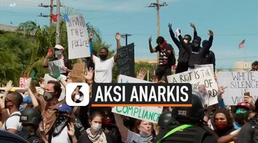 aksi anarkis