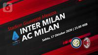 Inter Milan vs AC Milan (Liputan6.com/Abdillah)