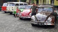 Koleksi VW jadul Biem Benyamin. ©2020 Merdeka.com