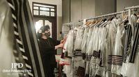 Jaket Pelindung Diri (JPD) karya Anne Avantie untuk tampil aman, nyaman, dan tetap gaya (Dok.Instagram/@anneavantieheart/https://www.instagram.com/p/CAoz8aPAxHw/Komarudin)